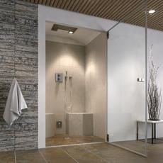 Dampfkabine mit Dusche STEAM