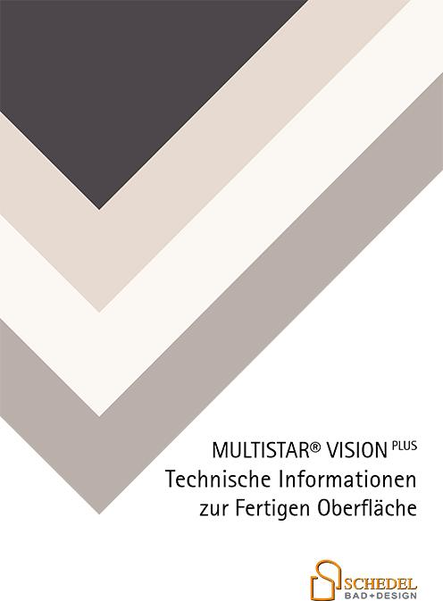 SCHEDEL MULTISTAR<sup>®</sup> VISION<sup>PLUS</sup> - Oberflächen aus Glaslaminat