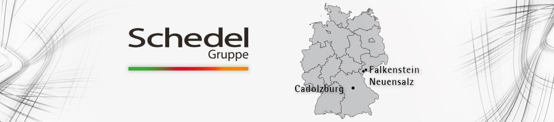 Über Uns: Schedel Gruppe Deutschland