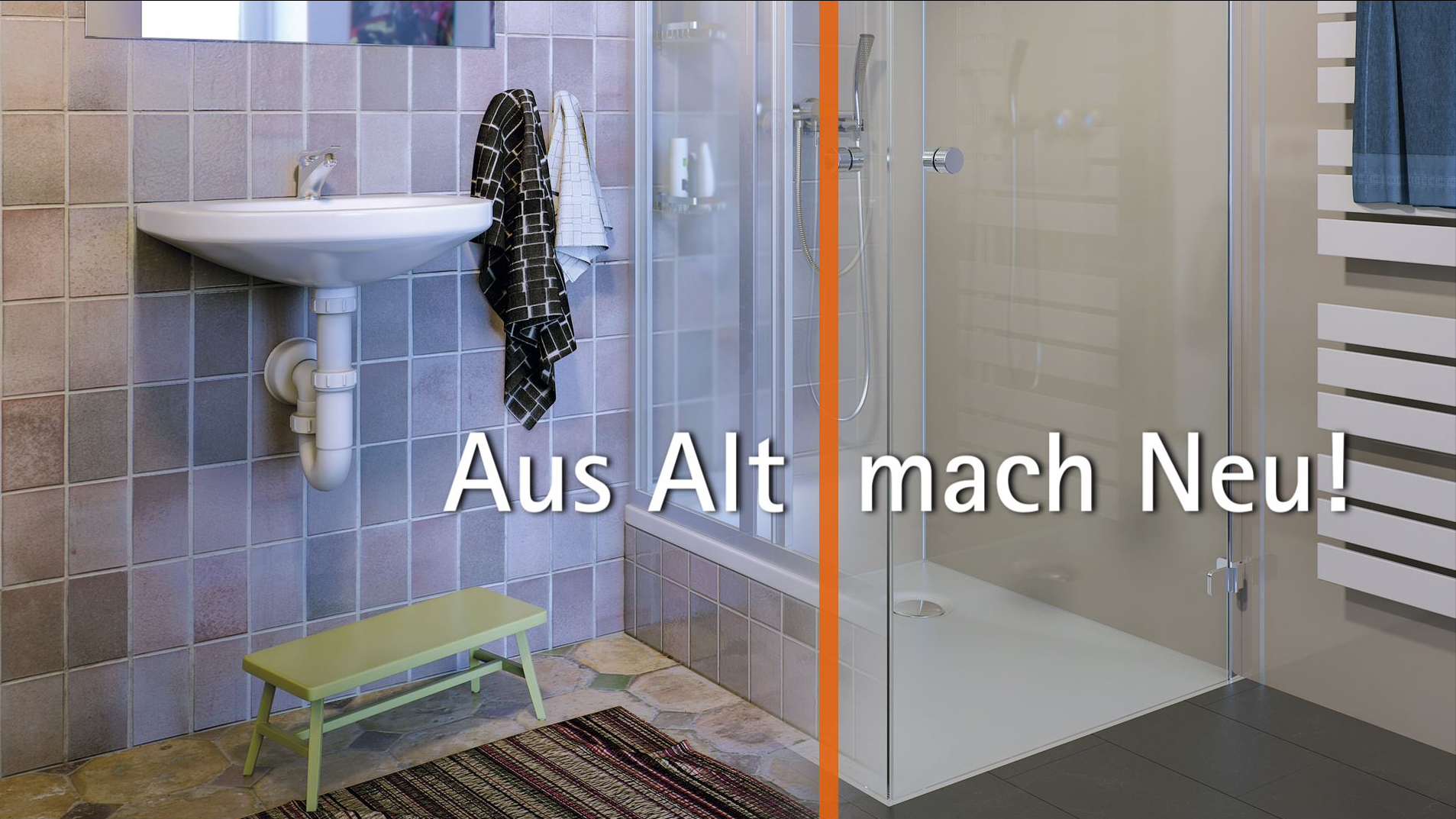 Aus alt mach neu schedel bad design gmbh for Bad aus alt mach neu
