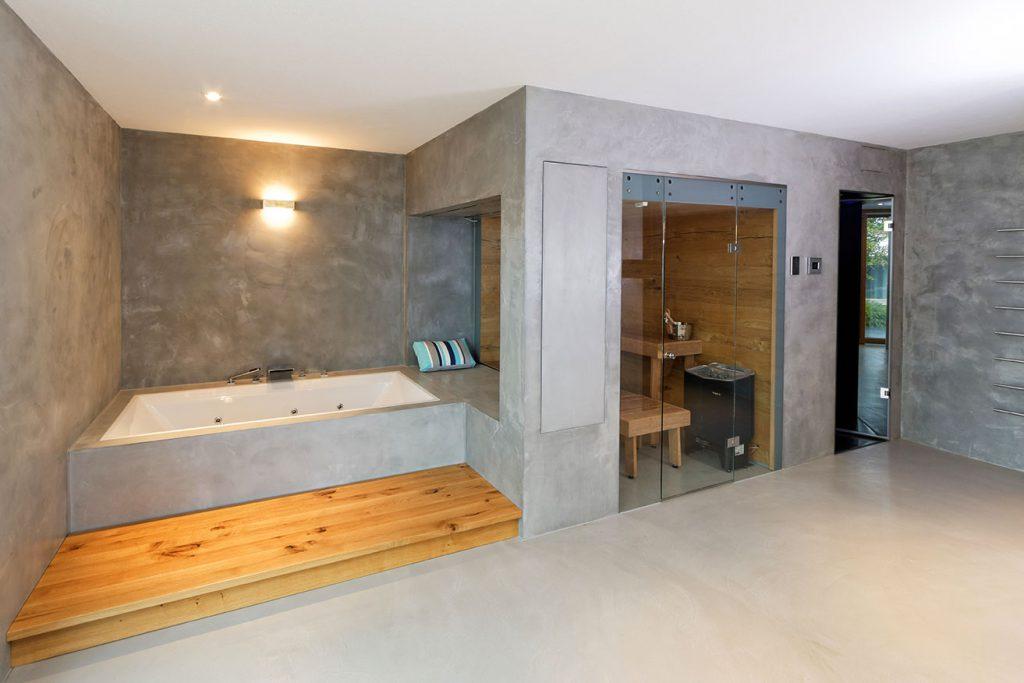 Individuelles Traumbad mit Bausteinen der Badgestaltung