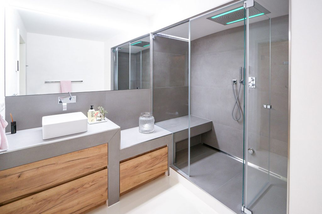 Bad Design selbstgemacht - Bad nach Wunsch